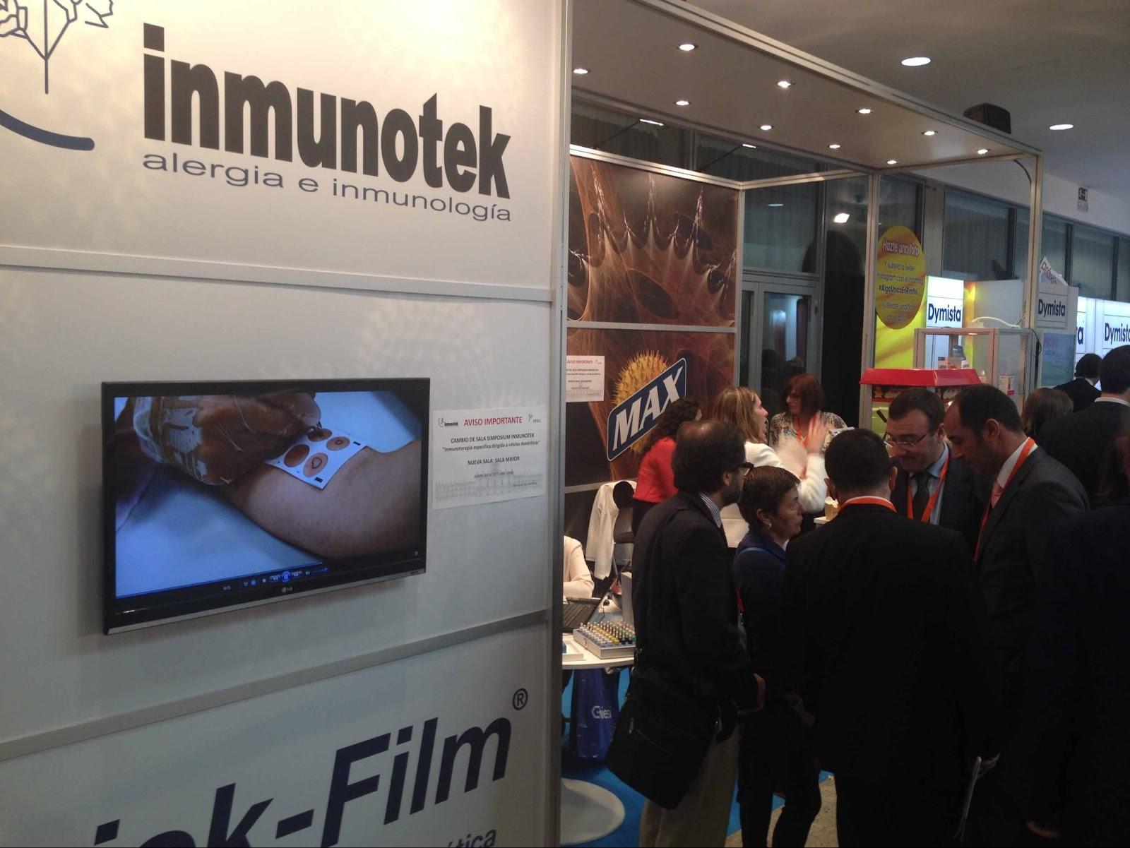 Prick Film_Inmunotek_SEAIC 2014