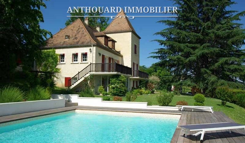 Maison avec piscine et jardin Bergerac