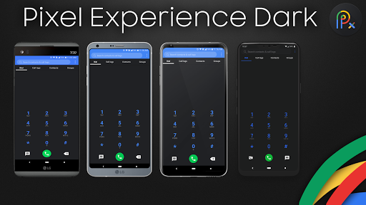 Pixel Experience Theme Dark for LG G7 Hack, Cheats & Hints