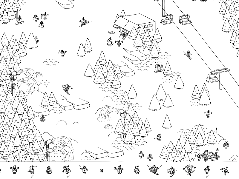 Hidden Folks Screenshot 12