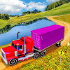 Container Truck Super Parking: Sim 3D