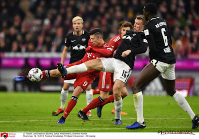 🎥 Le Bayern Munich est accroché et ne prend pas la tête de la Bundesliga !