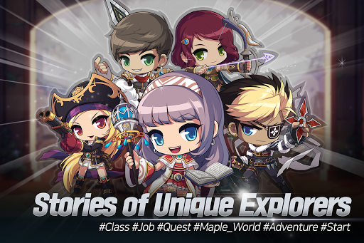 MapleStory M 1.2701.240 screenshots 1