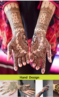 Mehndi Design Collection 2018 - náhled