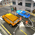 Chained Cars Racing Rival Games 3D