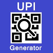 UPI QR Code Generator