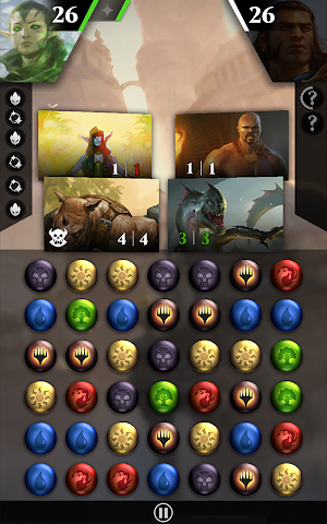 android Magic: Puzzle Quest Screenshot 5