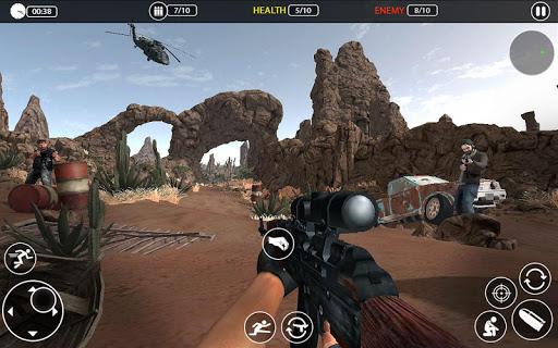 Target Sniper 3D Games 1.1.5 APK MOD screenshots 1