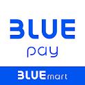 BLUEpay Thailand BLUEmart icon