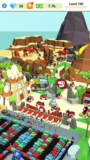 Télécharger Idle Dino Park APK MOD (Astuce) screenshots 1