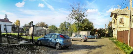 Photo: 2015.10.23 - zona si strada unde a fost cinematograful