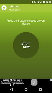 Internet Speed Booster Screenshot