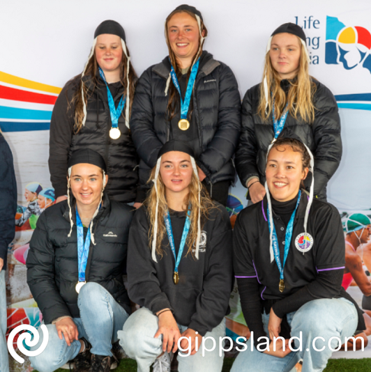 Wonthaggi LSC, Waratah Beach SLSC and Venus Bay SLSC represented the Bass Coast, with the Wonthaggi women's team were named the most improved team for season 2021 and came away with noteworthy results