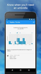 Weather Underground- screenshot thumbnail