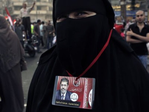 As in Morocco, should the burqa be banned in America?