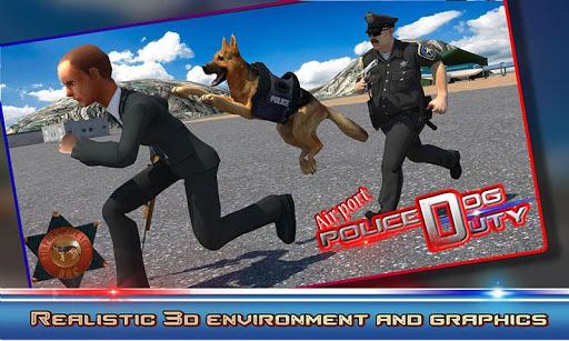 無料模拟Appの空港警察犬デューティ|記事Game