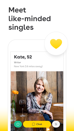 Screenshot for Lumen - Over 50 Dating in United States Play Store