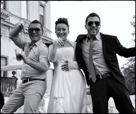 Gli amici della sposa di Roberto Simonazzi