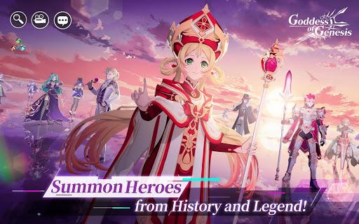 Goddess of Genesis apktram screenshots 12