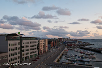 Photo: From Bodø