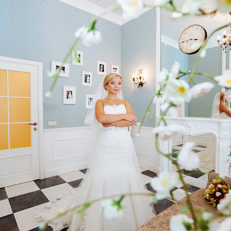 Wedding photographer Elena Raschauskas (ElenaRash). Photo of 19.10.2014