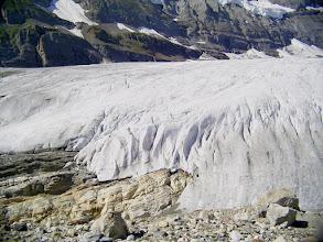 Photo: Kanderfirn glacier