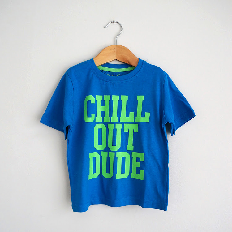 Chill Out Dude by FirstJoy Asia Sdn Bhd