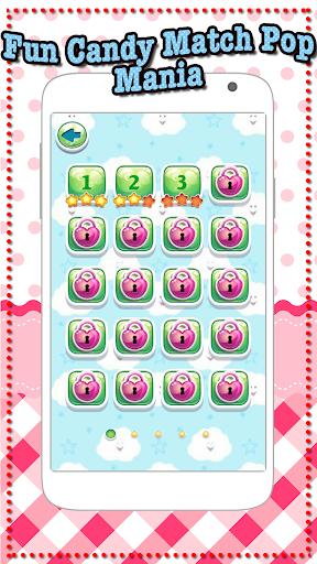 楽しいキャンディマッチポップマニア|玩解謎App免費|玩APPs
