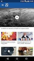 Screenshot of 20minutos Noticias