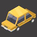 Traffic run - Traffic Rider Car Game icon