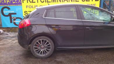 Photo: Fiat Bravo 5 d przyciemnianie szyb folia średnio ciemna(20) oklejanie ,foliowanie ,małopolska ,kraków venaplex.pl