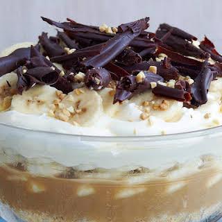 Banoffee Trifle.