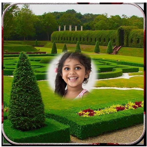 Garden Photo Frames (app)