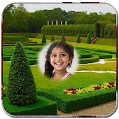 Tải Game Garden Photo Frames
