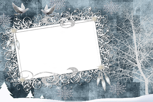 frozen winter photo frames screenshot 17 - Winter Picture Frames