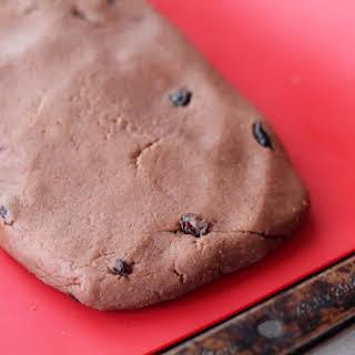 Chocolate Cherry Biscotti.