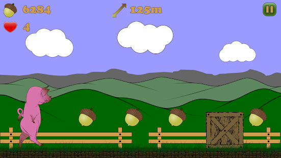 The Pig - Runner Screenshot