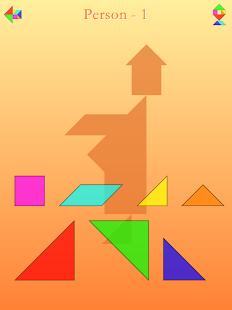 Download Tangram & Polyform Puzzle For PC Windows and Mac apk screenshot 19