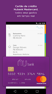 Nubank- screenshot thumbnail