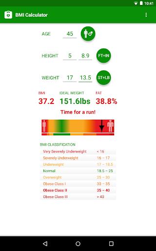BMI Calculator screenshot 8