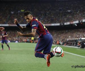 L'oeuvre d'art de Neymar se termine en baston
