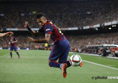 Neymar n'en a pas fini avec les titres !
