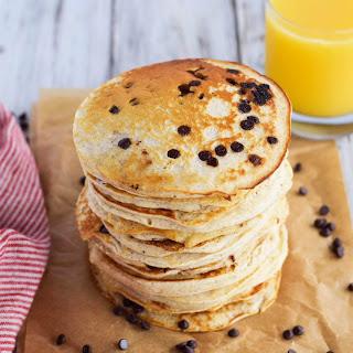 Gluten Free Blender Pancakes.
