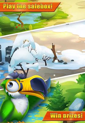 Bravo Birds - screenshot