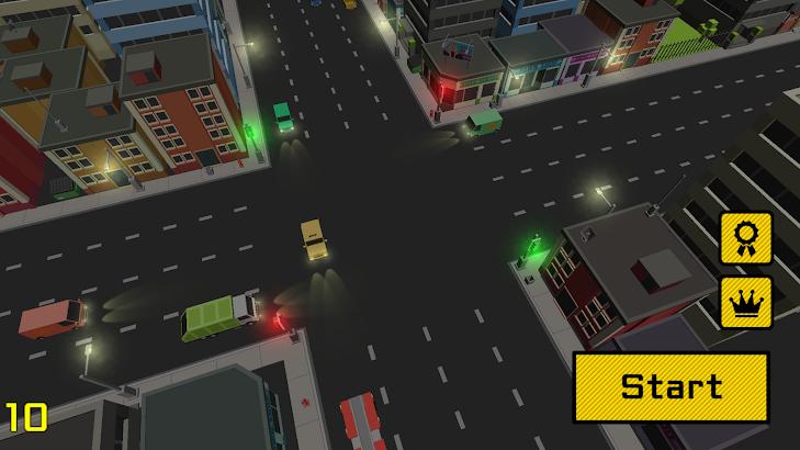 Blocky Traffic- screenshot thumbnail