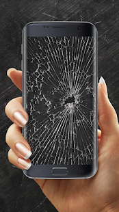 Cracked Screen 3D Parallax HD - náhled