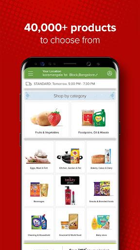 bigbasket - Online Grocery Shopping App screenshot 2