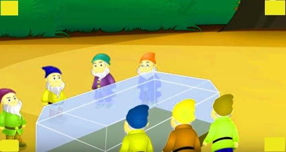 قصص اطفال:سنووايت والاقزام السبعة -بدون انترنت - náhled