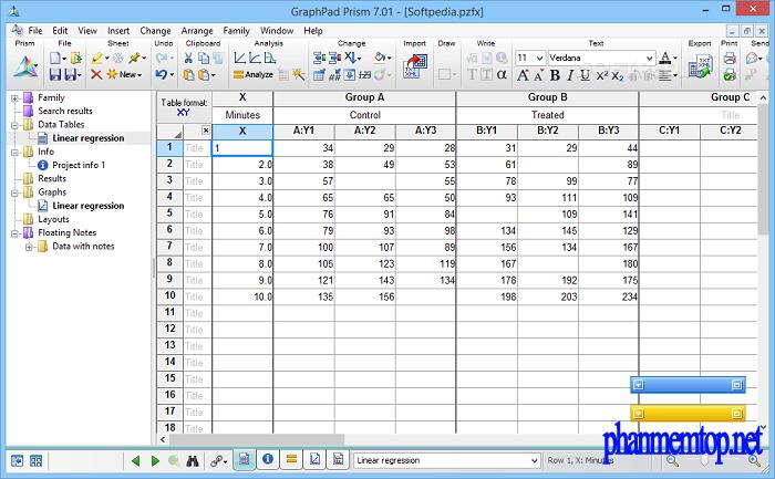 GraphPad Prism Free Download