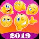 2019 - Новые Смайлики для Ватсап WAStickerapp APK